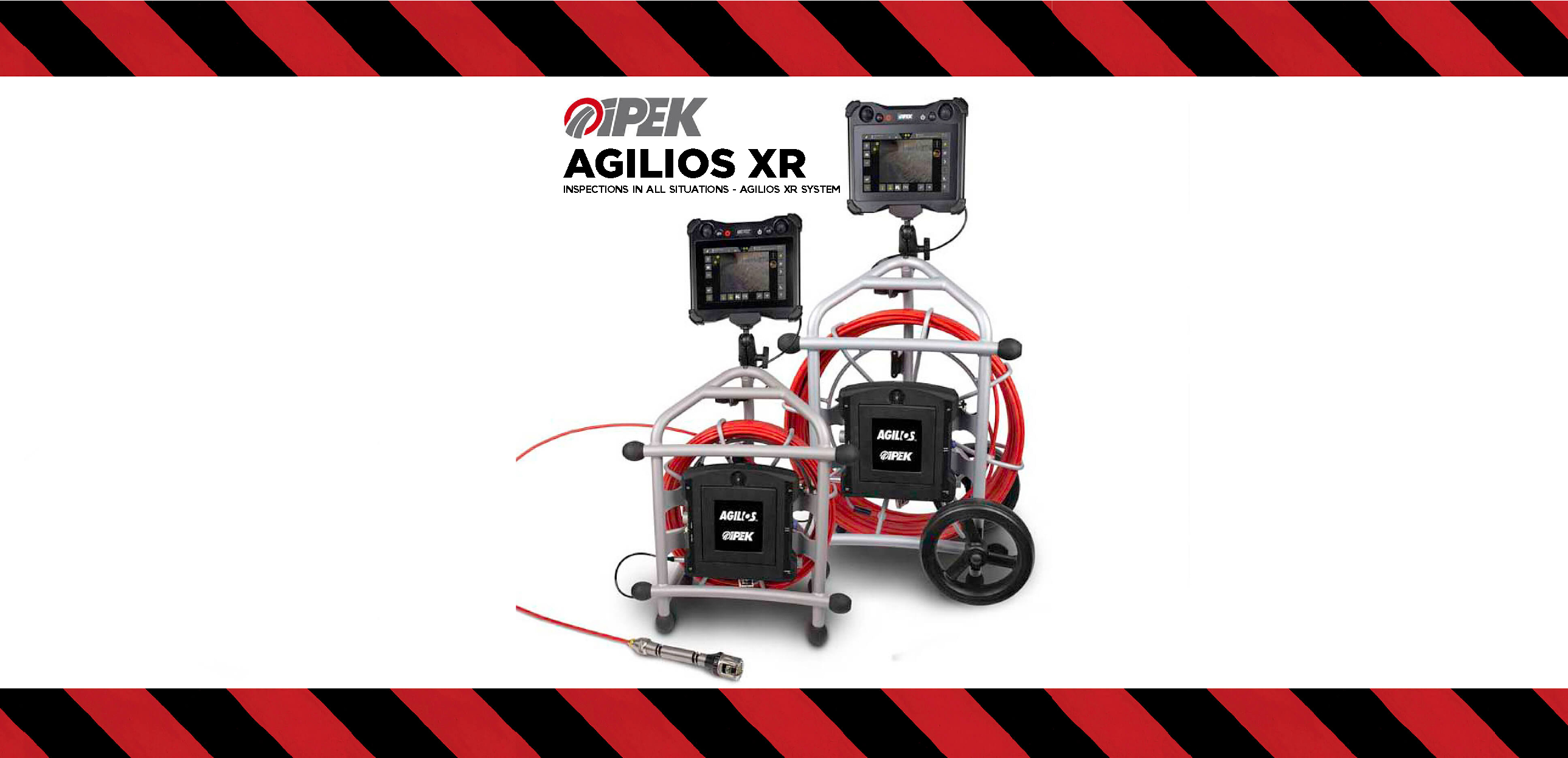 The New IPEK Agilios XR Systems